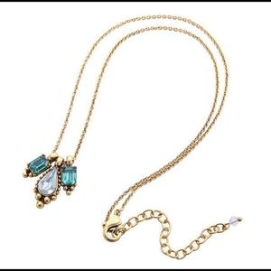 Gold Plated Vintage Tier Necklace